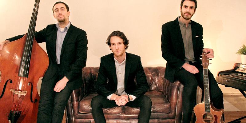 Bombay Trio, groupe de musique Soul en représentation à Paris - photo de couverture n° 1