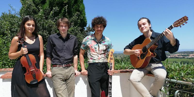 BRASILANA, groupe de musique Bossa Nova en représentation à Paris - photo de couverture n° 1
