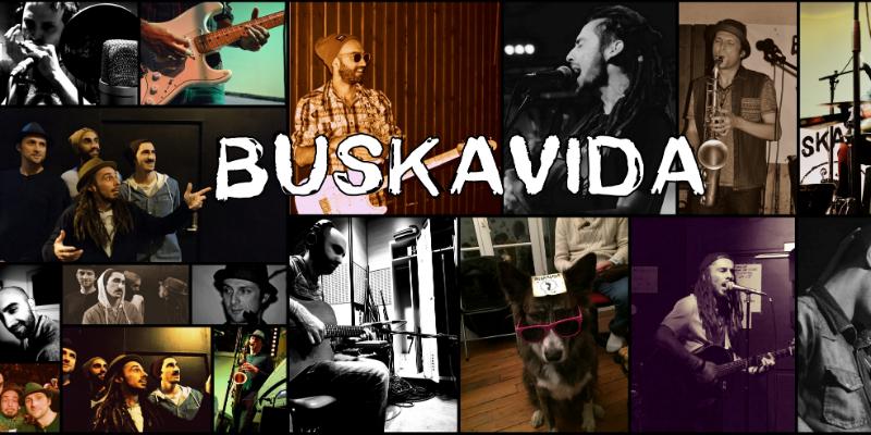 BUSKAVIDA, groupe de musique Pop en représentation à Paris - photo de couverture n° 3