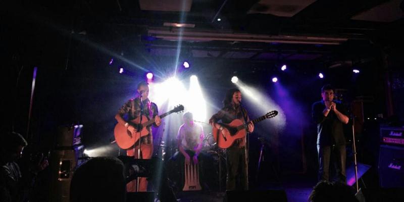BUSKAVIDA, groupe de musique Pop en représentation à Paris - photo de couverture n° 1