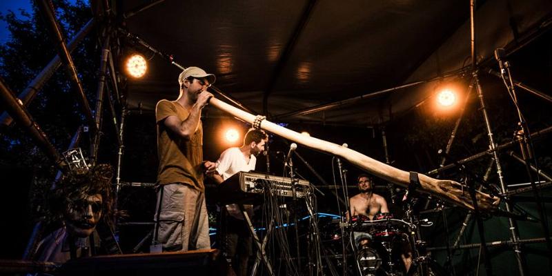 Nahaka, musicien Reggae en représentation à Haute Savoie - photo de couverture
