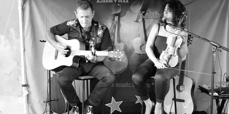 Lilavati - Keith, musicien Chanteur en représentation à Haute Saône - photo de couverture n° 2