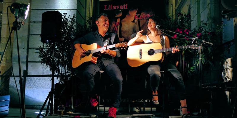 Lilavati - Keith, musicien Chanteur en représentation à Haute Saône - photo de couverture n° 3