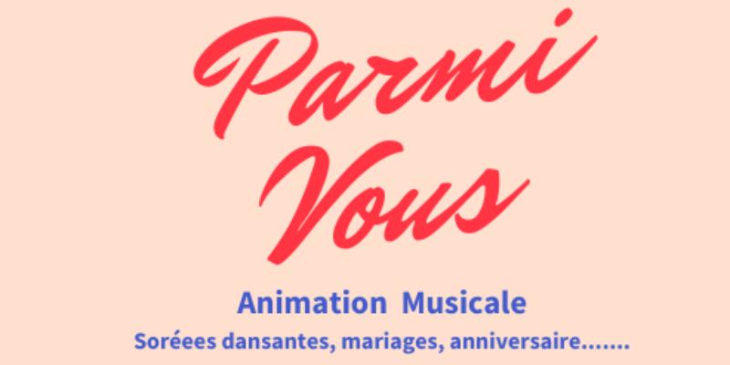 PARMI VOUS, groupe de musique Pop en représentation à Orne - photo de couverture