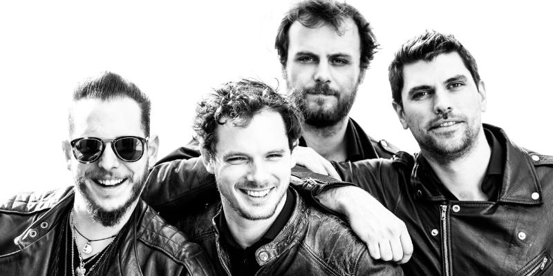 FOLSOM, groupe de musique Rock en représentation à Paris - photo de couverture n° 2
