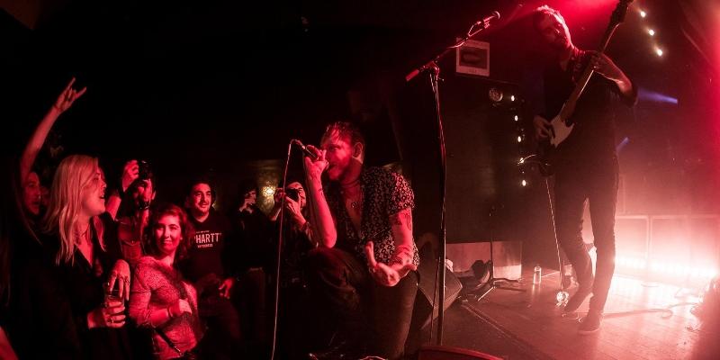 FOLSOM, groupe de musique Rock en représentation à Paris - photo de couverture n° 1