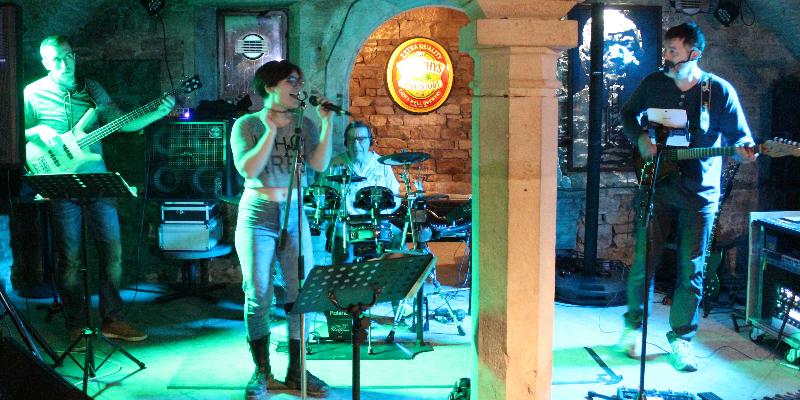 Dom, musicien Guitariste en représentation à Haute Saône - photo de couverture n° 2