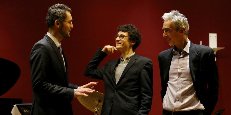 Julien Coriatt Trio, groupe de musique Jazz en représentation - photo de couverture n° 1