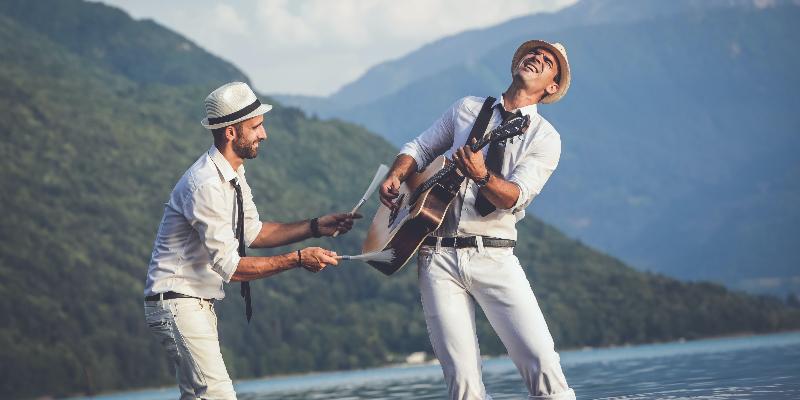 Do Sol, musicien Pop en représentation à Haute Savoie - photo de couverture n° 3