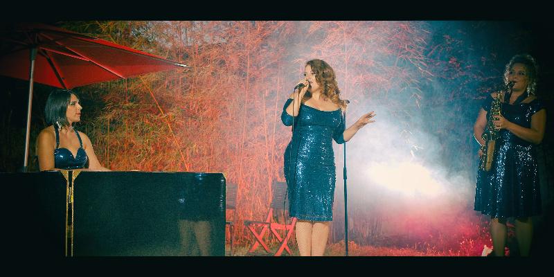 Aphrodite, groupe de musique Chanteur en représentation à Haute Garonne - photo de couverture n° 1