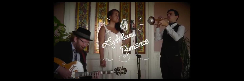 Lighthouse Romance, groupe de musique Jazz en représentation à Isère - photo de couverture