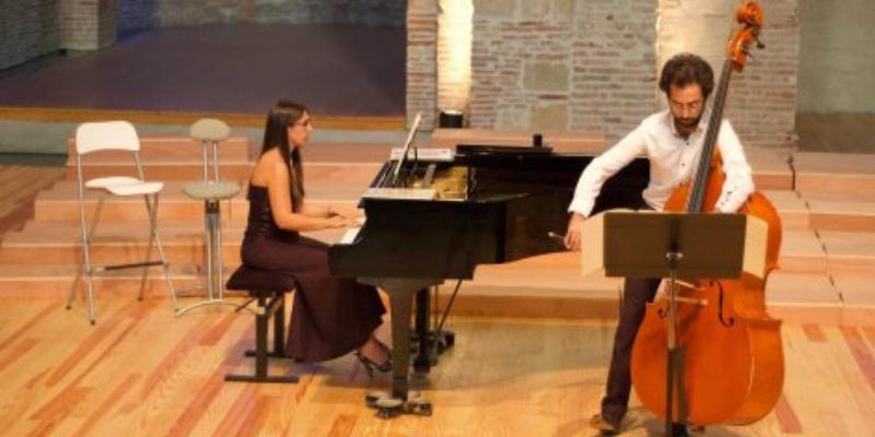 duo à contre jour, musicien Pianiste en représentation à Haute Garonne - photo de couverture n° 3
