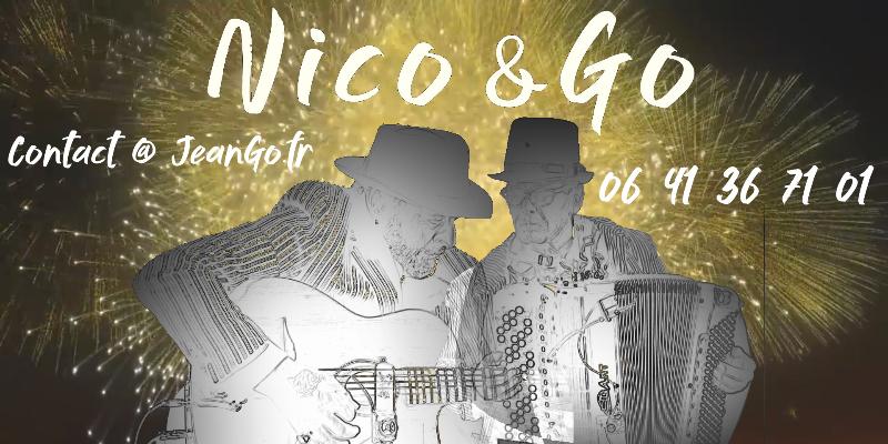Nico & Go, musicien Jazz en représentation à Vendée - photo de couverture n° 1