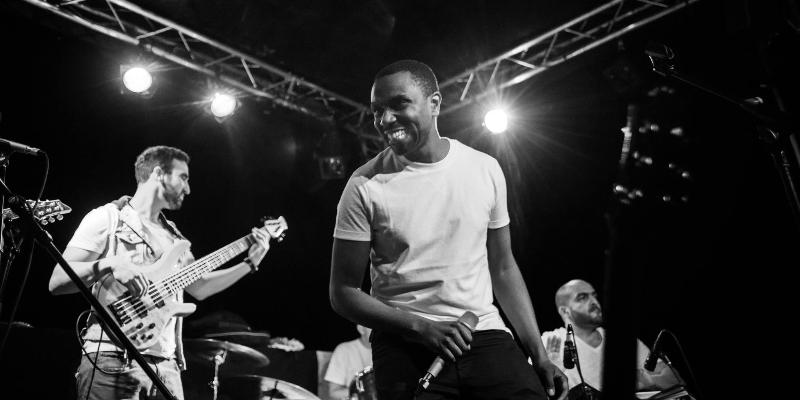 105 de Groove, groupe de musique Hip-Hop en représentation à Rhône - photo de couverture n° 1