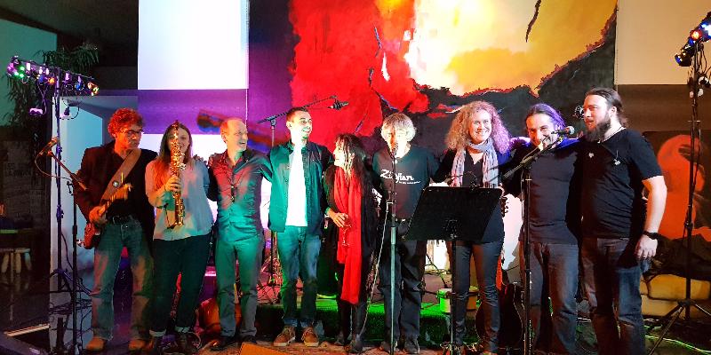 ISA AME, musicien Rock en représentation à Indre et Loire - photo de couverture