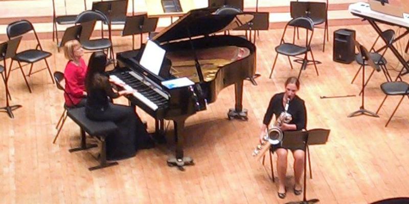 duo hyperstene, musicien Pianiste en représentation à Haute Garonne - photo de couverture n° 3