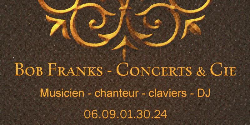 Bob Franks, musicien Chanteur en représentation à Gironde - photo de couverture n° 2