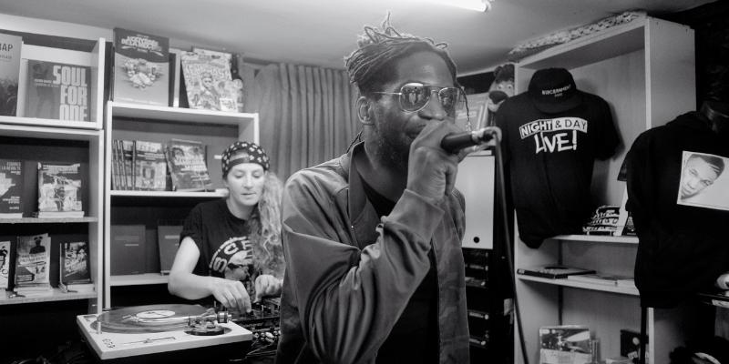 KONGO YOUTH, musicien Hip-Hop en représentation à Val de Marne - photo de couverture n° 2
