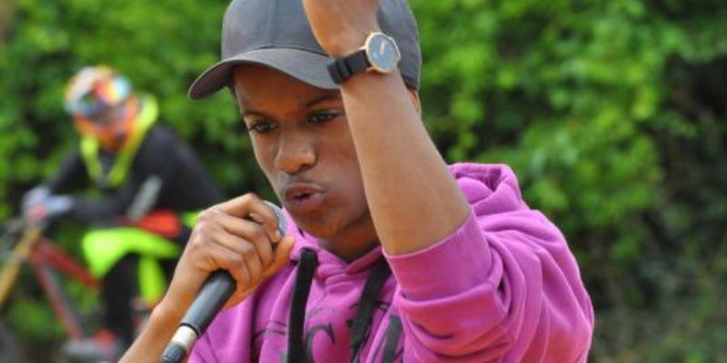 Ke$y, musicien Rap en représentation à Essone - photo de couverture n° 3