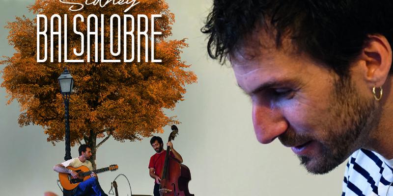 Sidney Balsalobre, musicien Chanteur en représentation à Doubs - photo de couverture n° 2