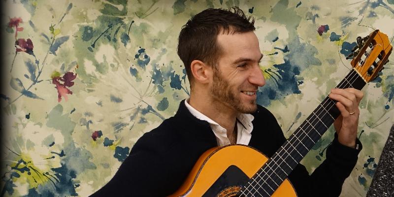 Sidney Balsalobre, musicien Chanteur en représentation à Doubs - photo de couverture n° 3