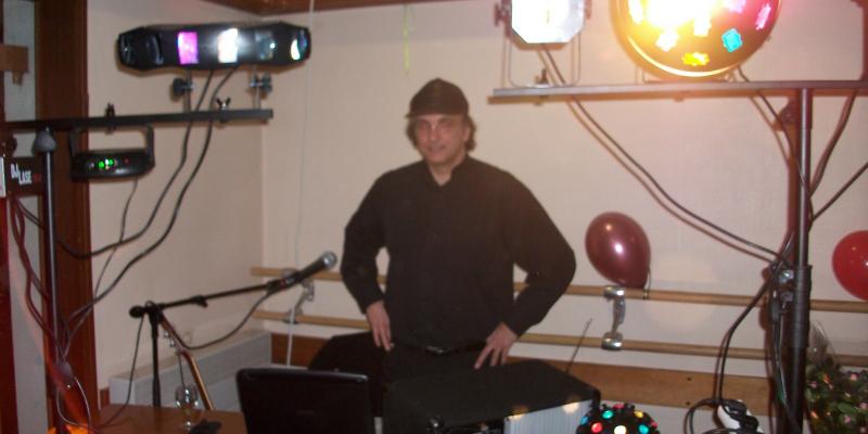 fourage lionel, DJ Dj en représentation à Eure - photo de couverture