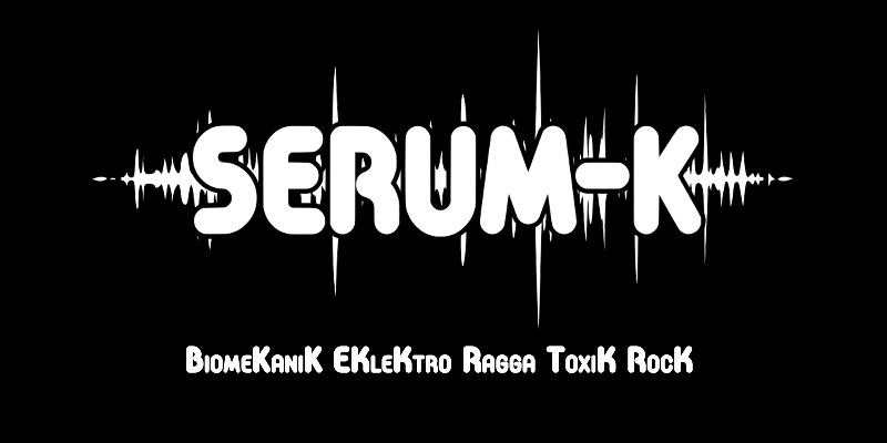 Serum-K, musicien Rock en représentation à Doubs - photo de couverture