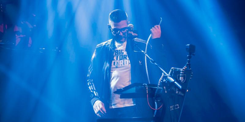 Prodige Talkbox, musicien Hip-Hop en représentation à Val d'Oise - photo de couverture n° 1