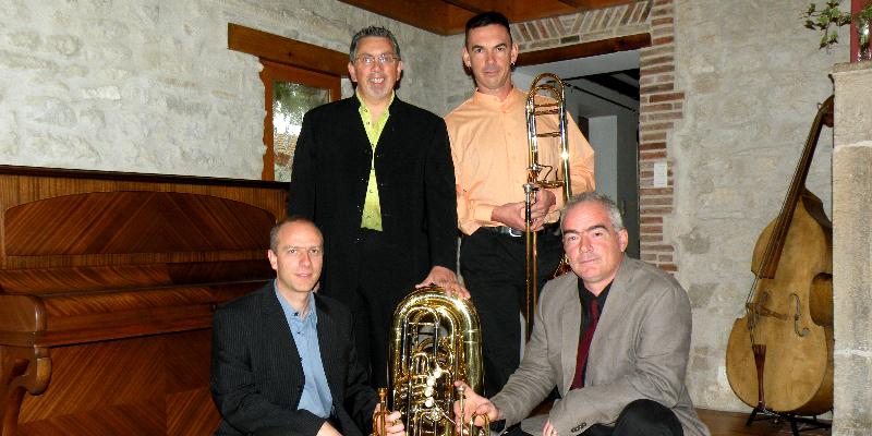 Reigneron, musicien Jazz en représentation à Allier - photo de couverture n° 1