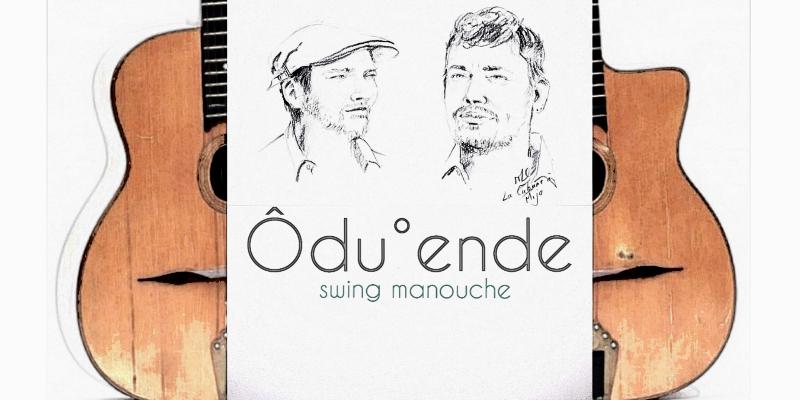 Ôduende, musicien Jazz manouche en représentation à Seine Maritime - photo de couverture n° 1