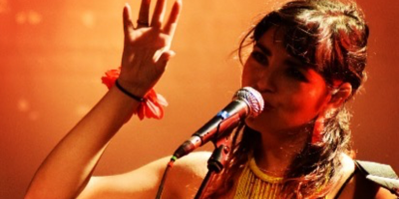 Nata Urzua, groupe de musique Musiques du monde en représentation à Haute Garonne - photo de couverture n° 1