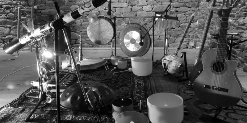 Guérison Harmonique, musicien Acoustique en représentation à Aveyron - photo de couverture n° 1