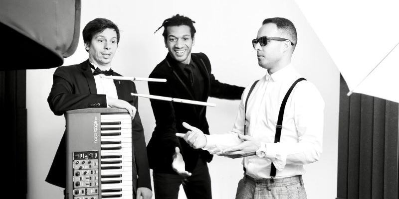 dandies trio, groupe de musique Chanteur en représentation à Seine et Marne - photo de couverture