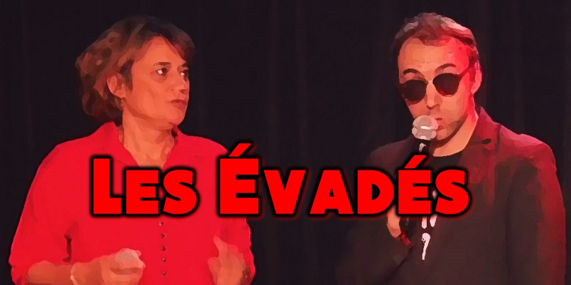 LES EVADES , musicien Rock en représentation à Var - photo de couverture