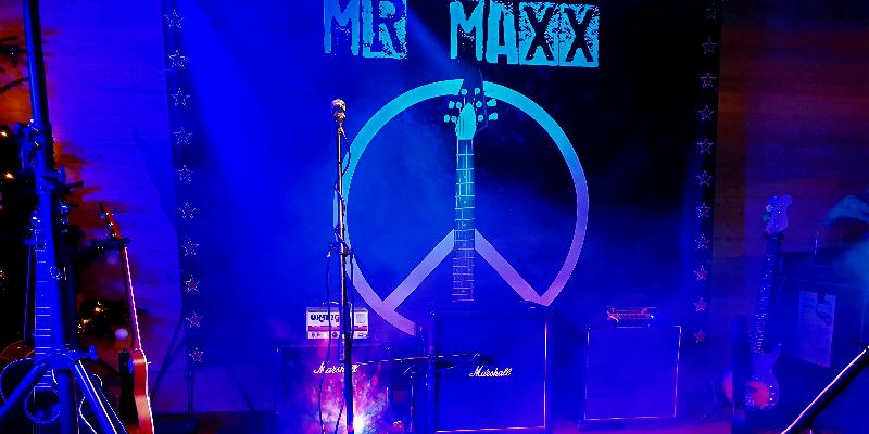 MR MAXX, musicien Acoustique en représentation à Ardennes - photo de couverture