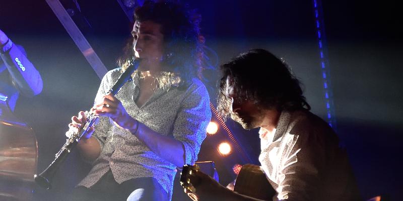 Djaz à Mèches, musicien Jazz en représentation à Vendée - photo de couverture n° 3