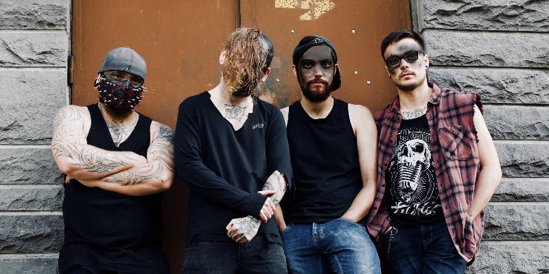Red Gordon, groupe de musique Métal en représentation à Puy de Dôme - photo de couverture n° 2