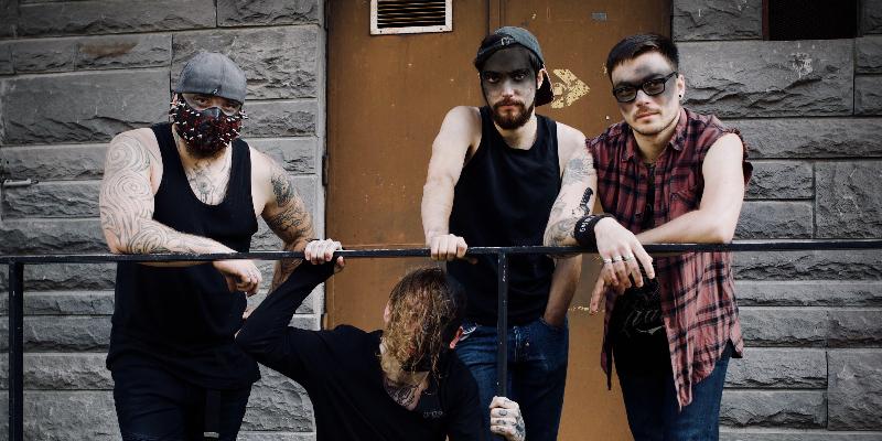 Red Gordon, groupe de musique Métal en représentation à Puy de Dôme - photo de couverture n° 3