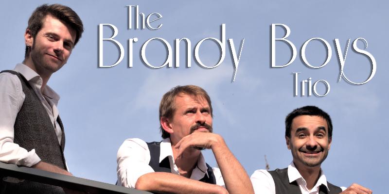 The Brandy Boys Trio, groupe de musique Chanteur en représentation à Haute Garonne - photo de couverture n° 1