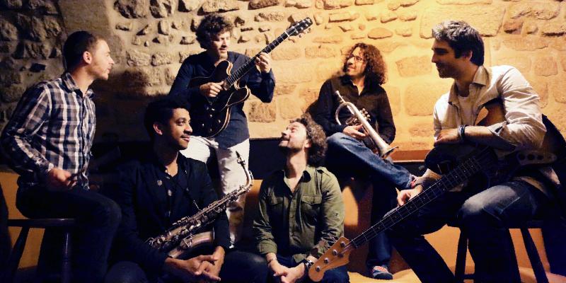 SIKS HAEDO, groupe de musique Jazz en représentation - photo de couverture n° 1