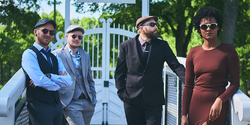 Fleur de sel, groupe de musique Soul en représentation à Somme - photo de couverture n° 2