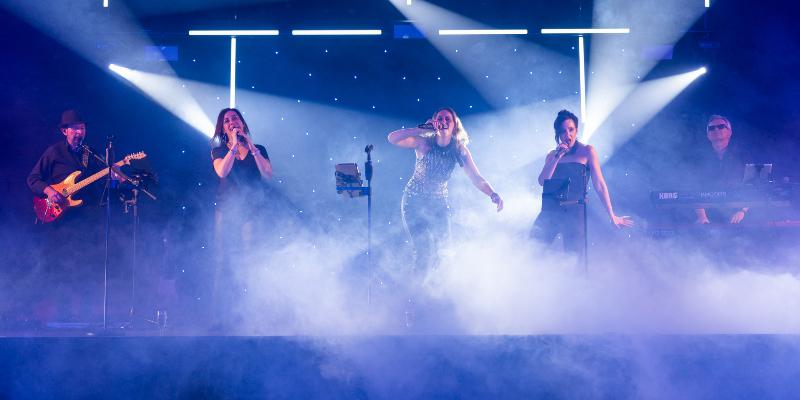 Groupe Six'All, groupe de musique Soul en représentation à Finistère - photo de couverture