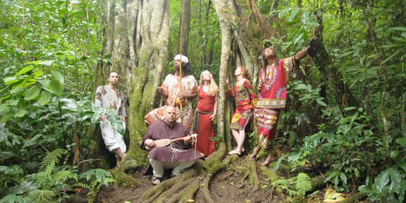 Zoréol, groupe de musique Musiques du monde en représentation à Loiret - photo de couverture n° 3