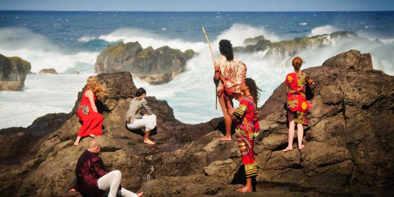 Zoréol, groupe de musique Musiques du monde en représentation à Loiret - photo de couverture n° 2