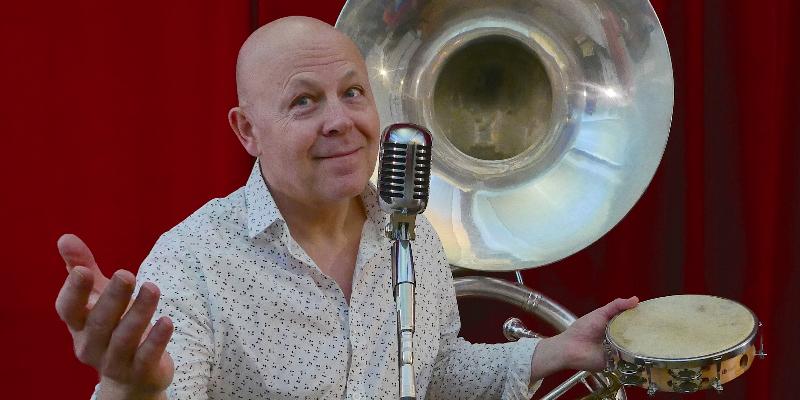 Rabiers du villars, groupe de musique Jazz en représentation à Paris - photo de couverture