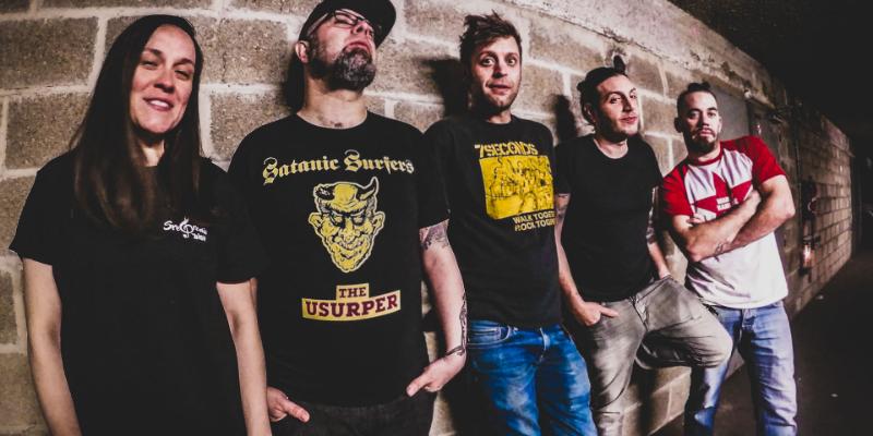 Zombies No, groupe de musique Rock en représentation à Val de Marne - photo de couverture