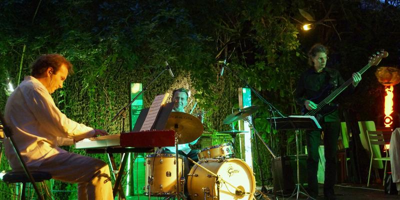 Wiosna, groupe de musique Jazz en représentation à Tarn et Garonne - photo de couverture