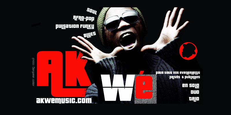 AKWE, groupe de musique Soul en représentation à Gard - photo de couverture n° 1