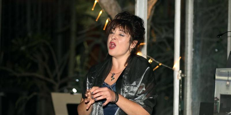 Aurore Noyel, musicien Chanteur en représentation à Loire Atlantique - photo de couverture n° 1