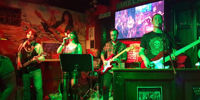 The Uneligibles , groupe de musique Rock en représentation à Haute Garonne - photo de couverture n° 3